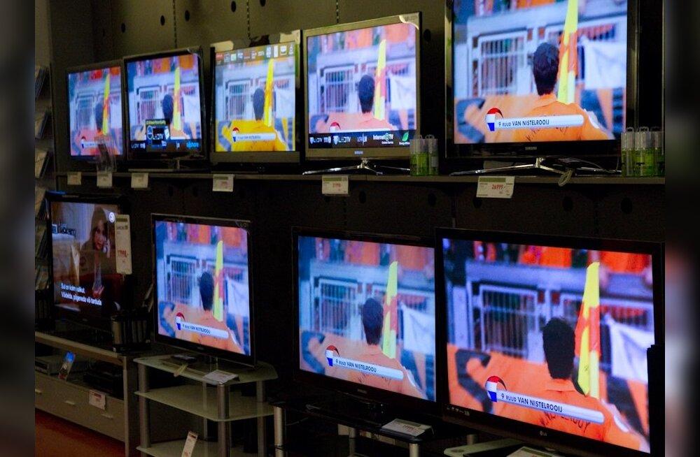 Piirissaares näeb ainult Vene telekanaleid