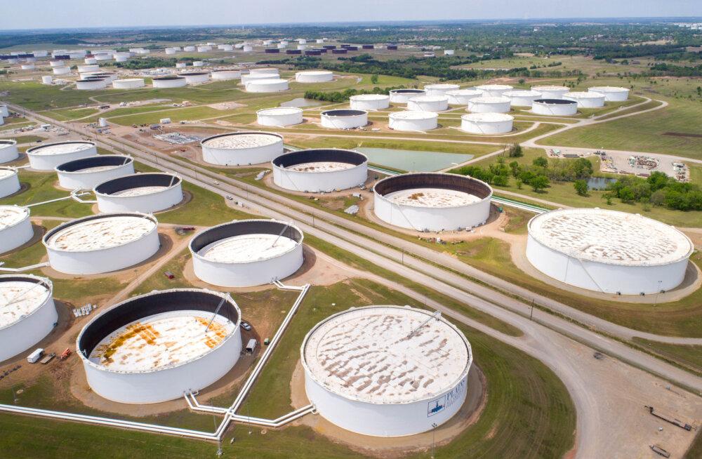 Pank: nafta hinnatõus sillutab teed hinnalangusele