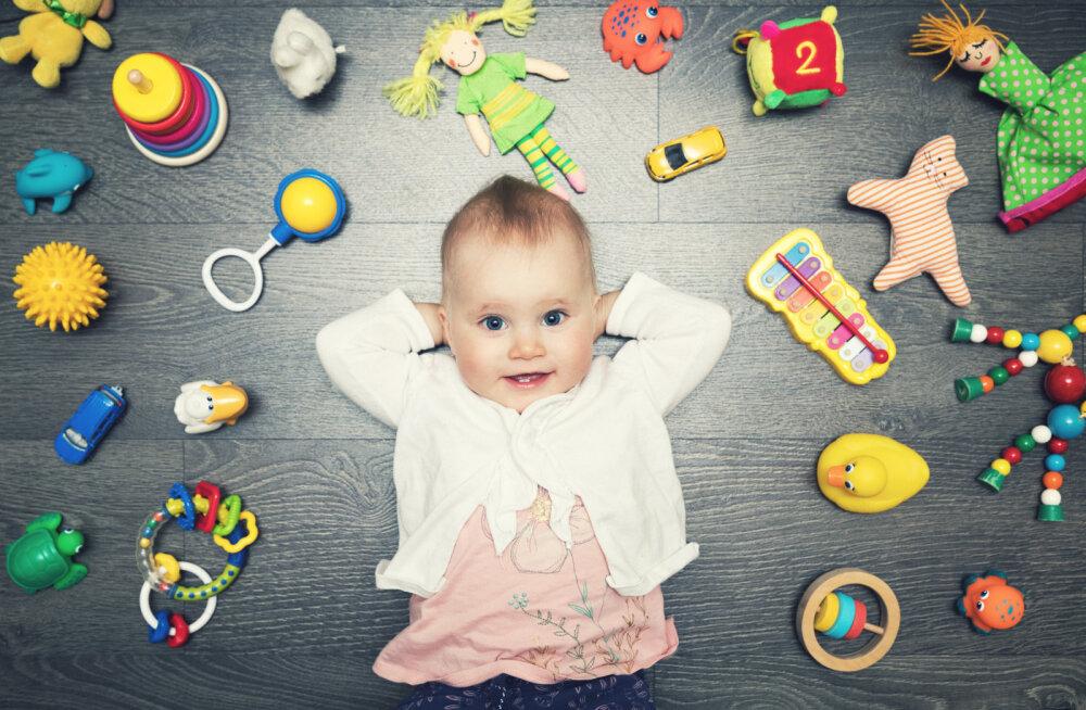 Чем меньше игрушек, тем счастливее ребенок - доказано учеными