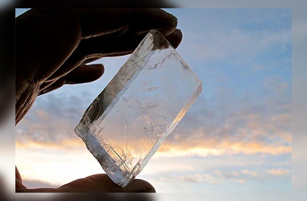 Viikingid võisid Ameerikasse seilata iseäraliku kristalli abil