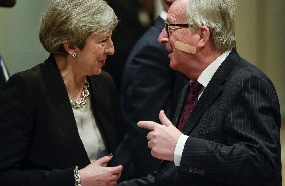 Theresa May lubab Brexitit juhtugu mistahes, ent tema kabinet selles nii kindel ei ole