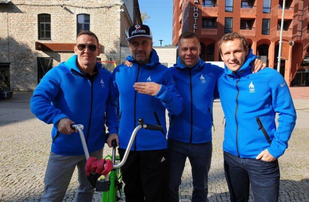 Spordinädal püstitas Eestis rekordeid