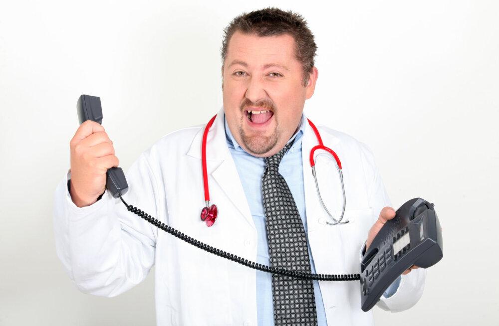 7 фраз, которые приведут врача в бешенство