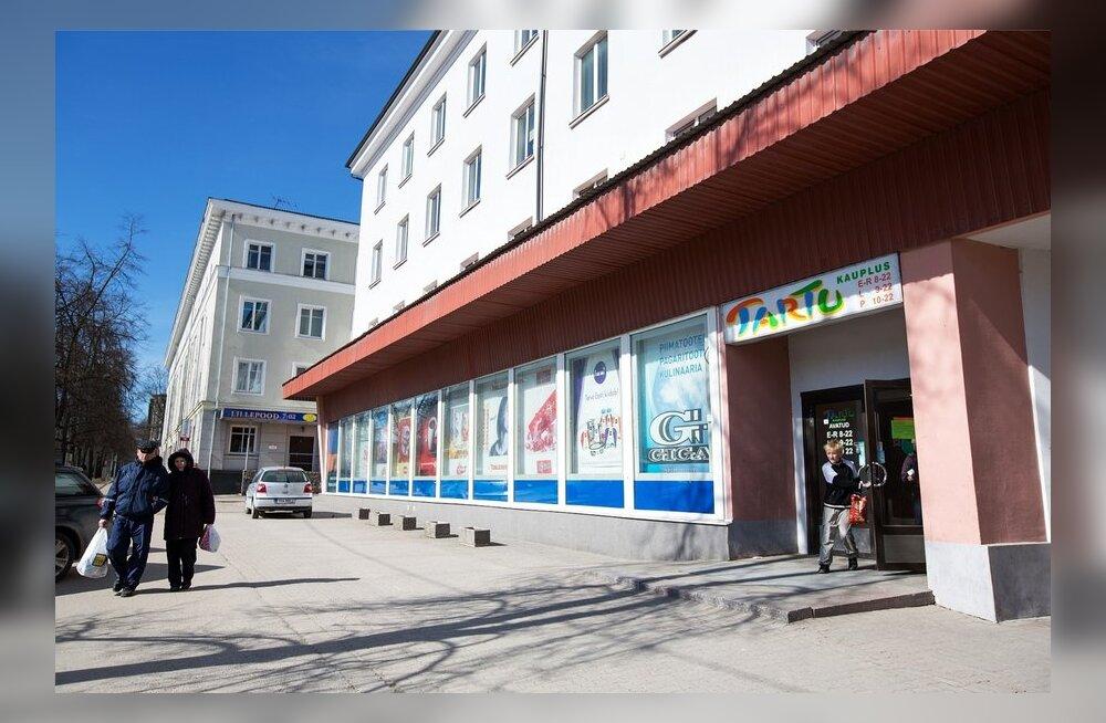 AS Giga kauplus Tartu