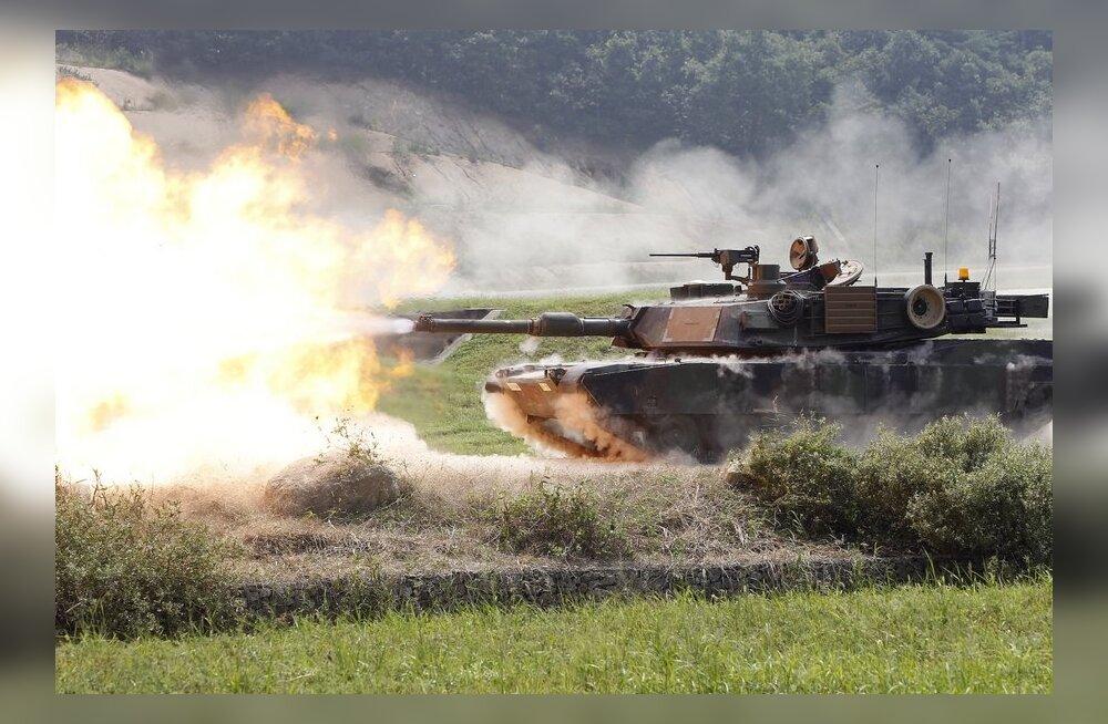 Kongress vs kindralid: USA armee võitleb soomusvõimekuse vastu