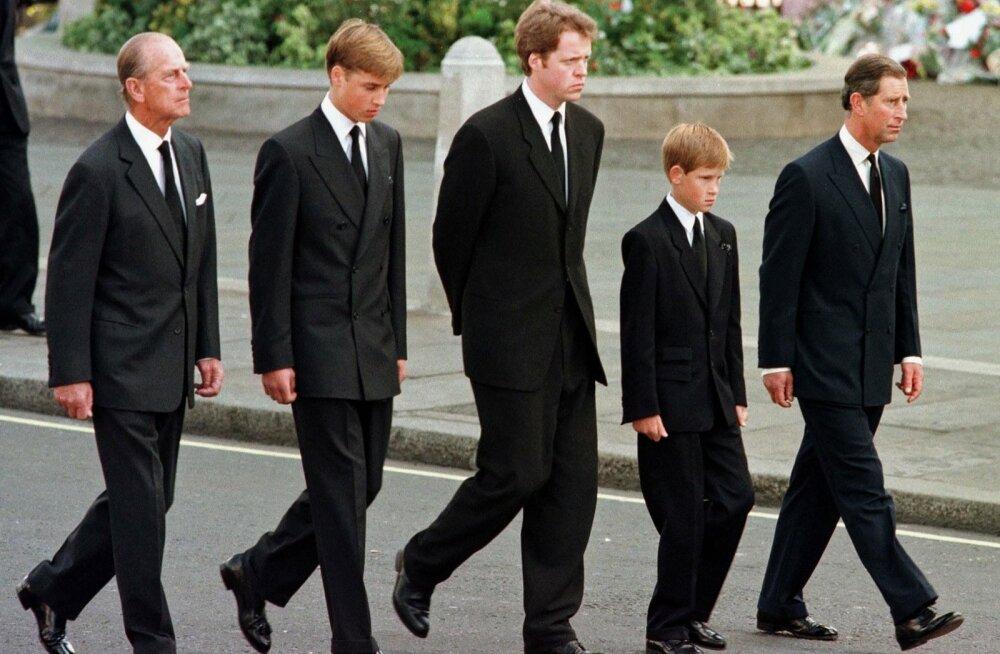 Printsess Diana matused