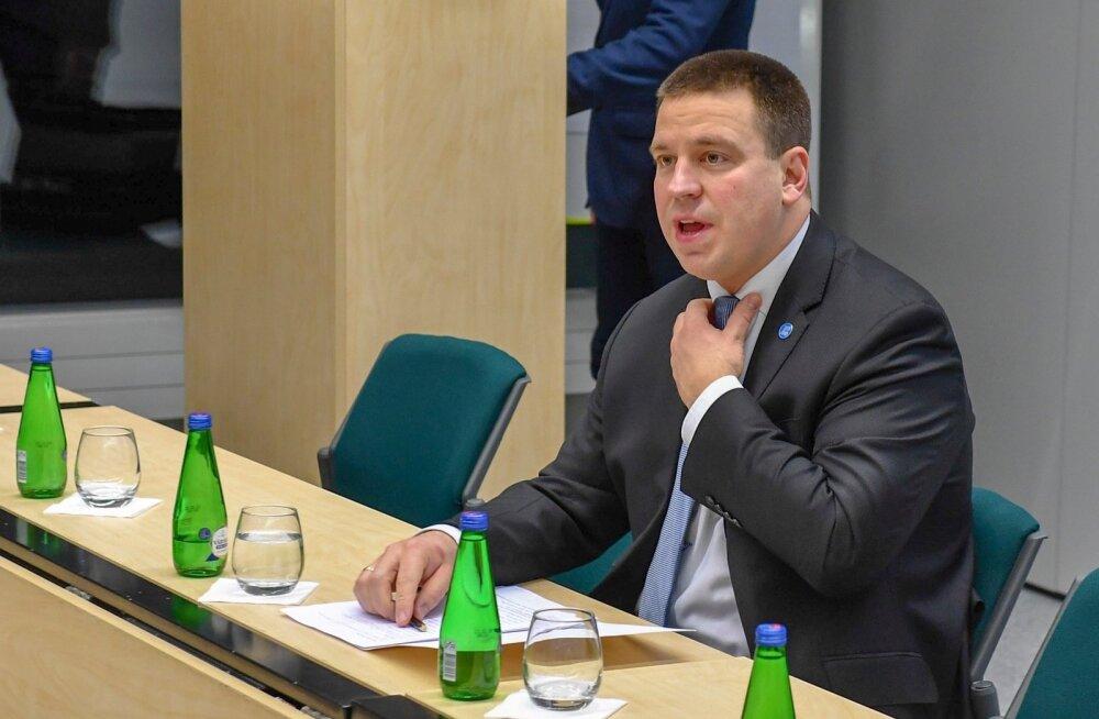 Juri Ratas Narva-Jõesuus