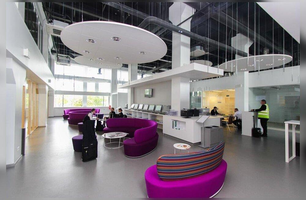 EfTEN покупает главное здание airBaltic в рижском аэропорту