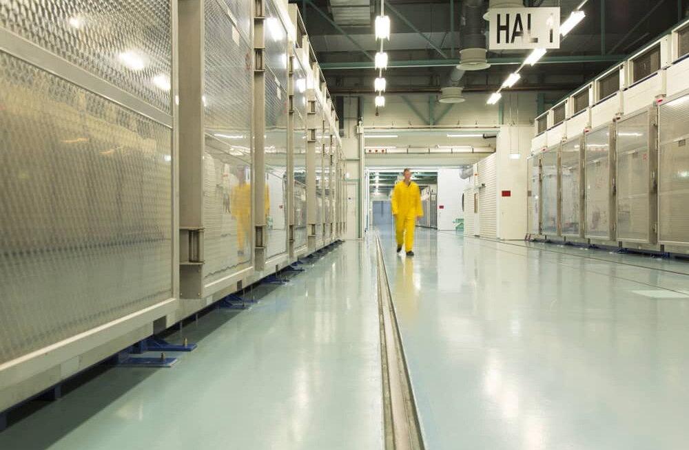 Iraan alustas taas uraani rikastamist 20 protsendini
