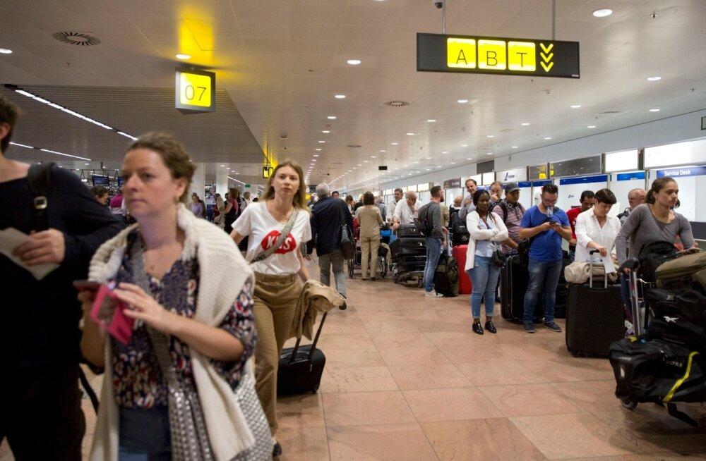 Brüsseli lennujaam