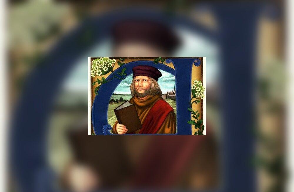 AINULT DELFIS: Katkend Indrek Hargla uuest Melchiori-raamatust: Kes see ikka kemmerguaugust sisse vaatab, eks?