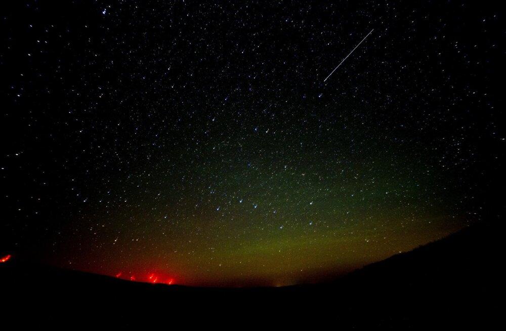 Perseiidid 2016 ehk mida me nägime: loeme kukkunud tähed kokku