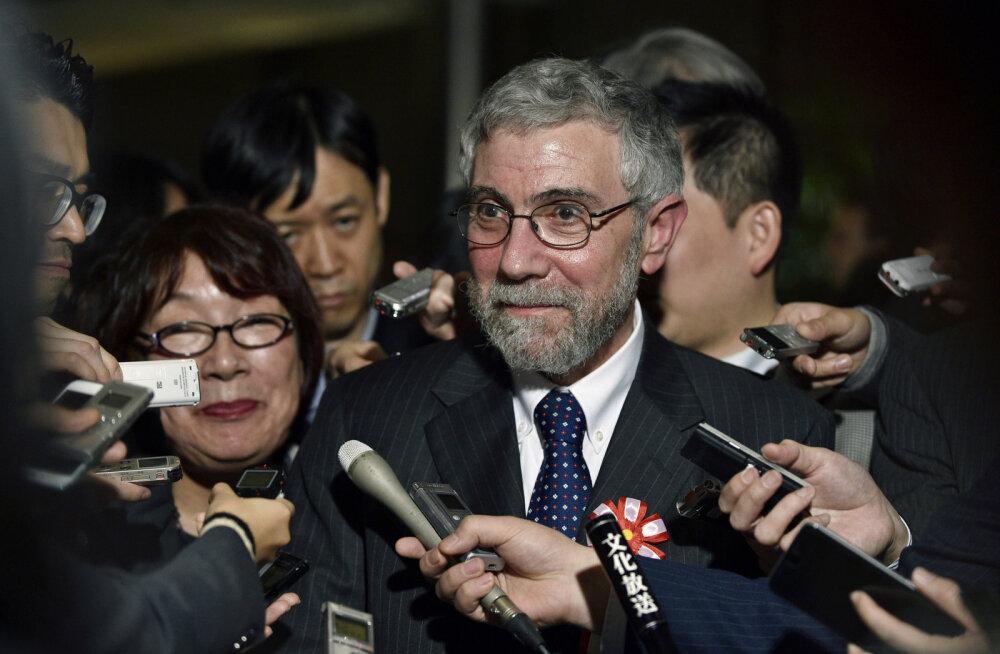 Krugman pani taas mööda: turud ei taastugi