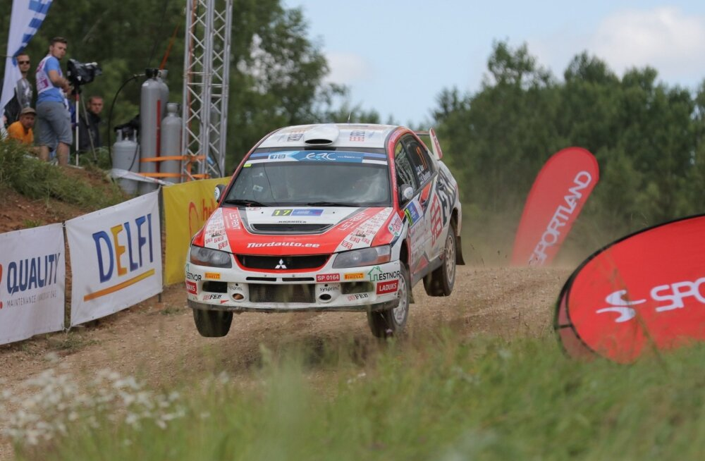 Rally Estonia viimane päev