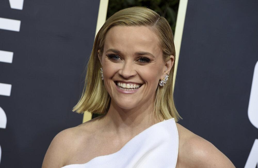 Näitleja Reese Witherspoon avaldas, millisest võimukast ametipositsioonist ta tegelikult kunagi unistas