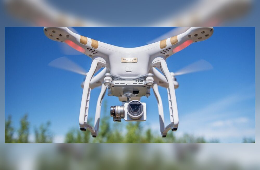 """TEST: DJI droon Phantom 3 Pro – imeline kaaslane, kuigi omade """"agadega""""!"""