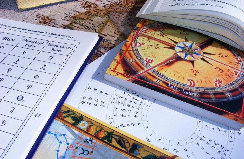 Nõid Anete kirjanurk: isiklik horoskoop ehk sünnikaart näitab ära inimese põhiolemuse
