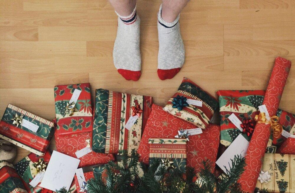 Mida kinkida jõuludeks mehele, kellel on juba kõik olemas?