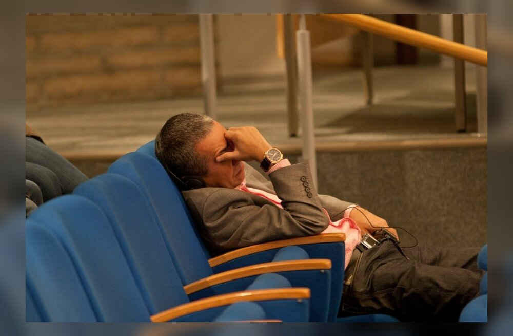 Iga kolmas eestlane ei saa hästi magada