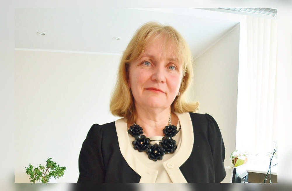 Helmen Kütt: Sain ametisse astudes petta