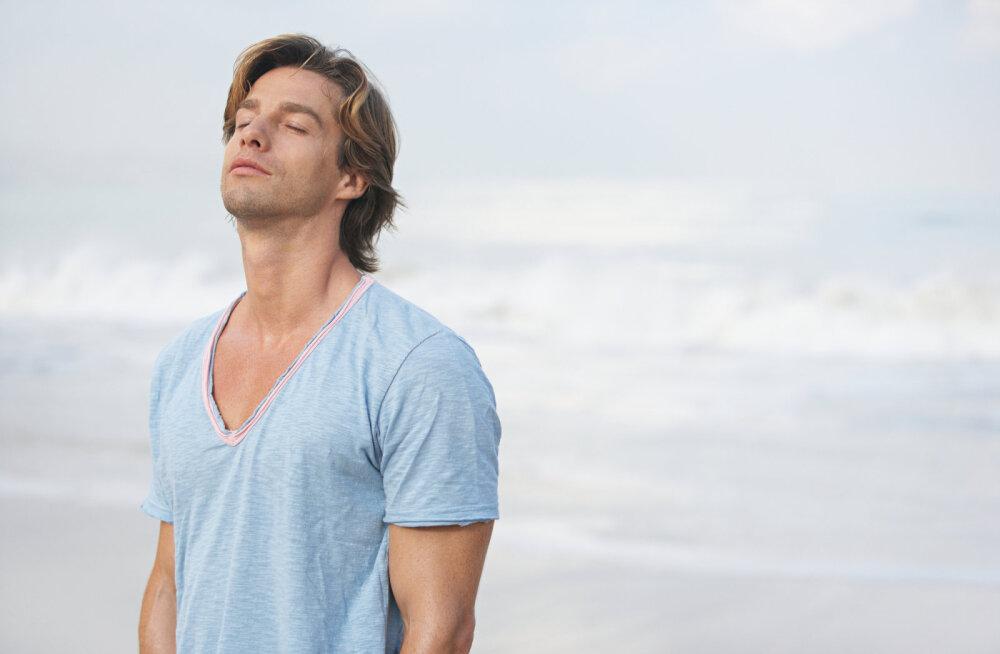 Alkeemia lugemisnurk | Stressi vähendamine hingamise abil