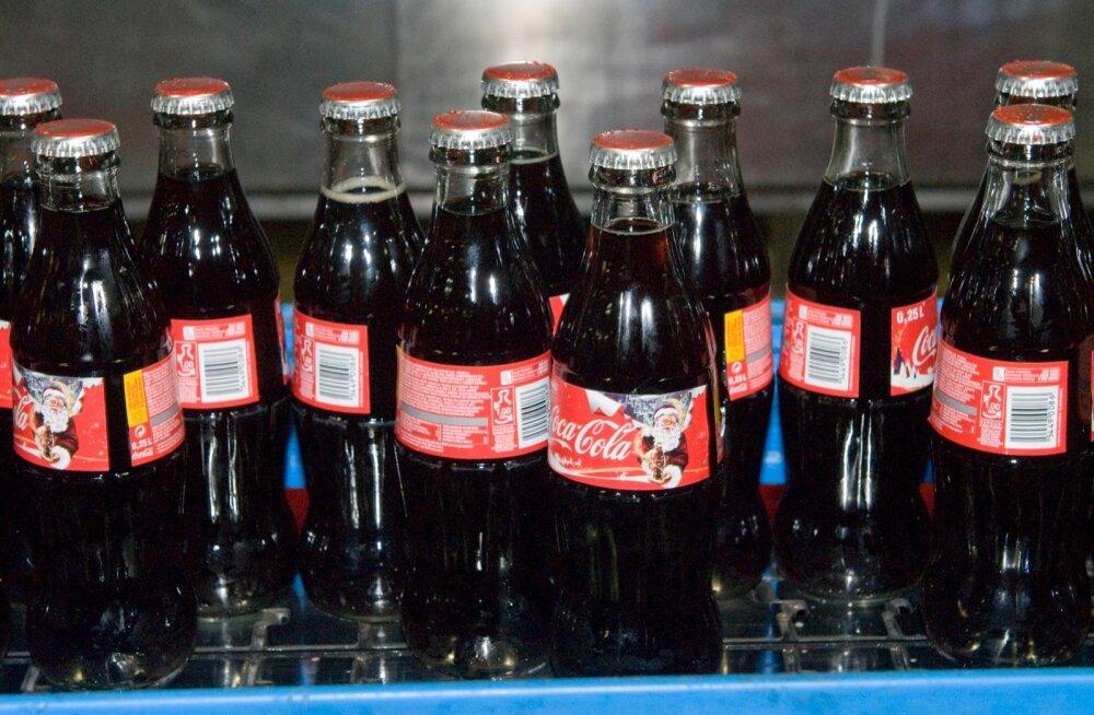Coca-Cola Eesti: toodete suhkrusisaldust on vähendatud varemgi, ilma et oleks kehtestatud diskrimineerivaid makse