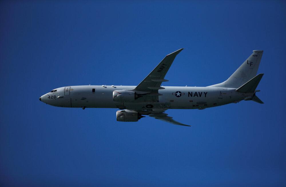 USA väitel kasutas Hiina sõjalaev USA luurelennuki vastu sõjalist laserit
