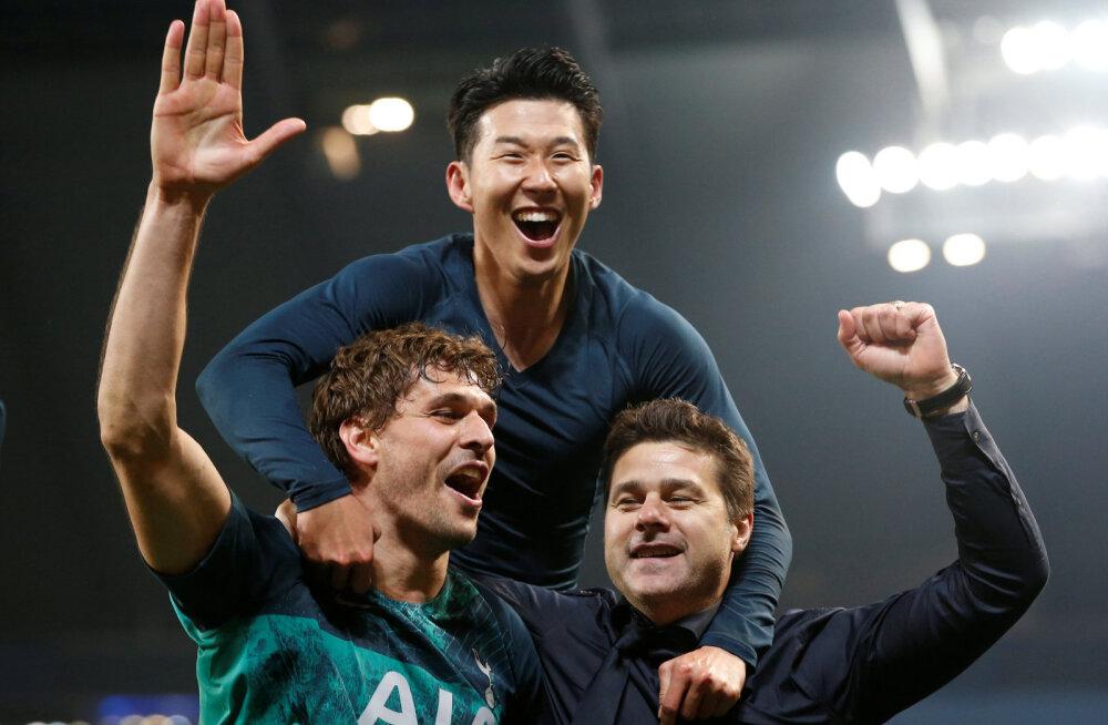 MILLINE DRAAMA! VAR-i abiga võeti Manchester Citylt 7-väravalises trilleris üleminutite võidutabamus