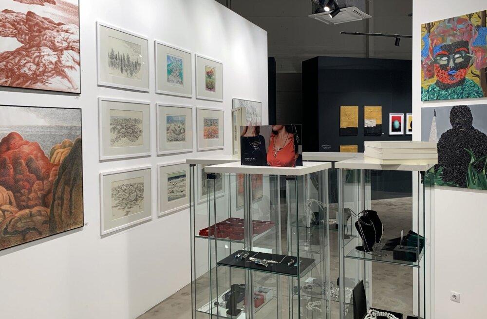 Сегодня в Таллинне открывается первый outlet эстонского искусства
