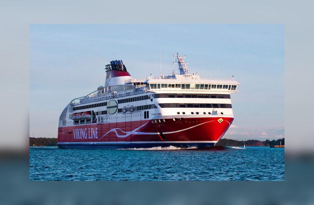 Viking Line построит новый паром для Балтики