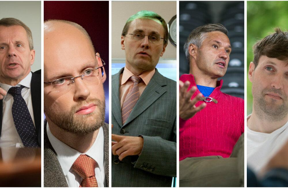 Euroopa Nõukogu raport pani ritta sallimatud Eesti poliitikud: Ligi, Helme, Lukas, Vooglaid ja Nool