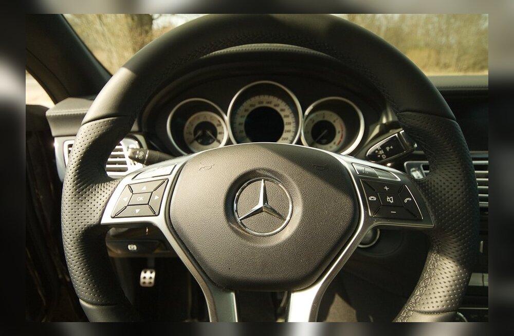 FOTOD: Mercedes-Benz avaldas universaalkerega CLSi