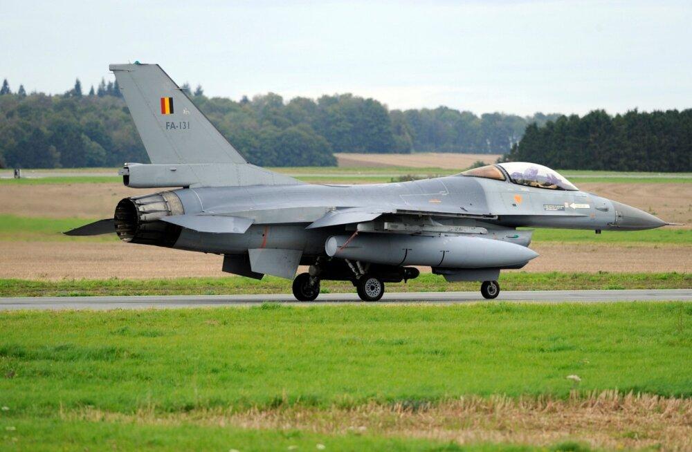 Ungari, Saksa ja Belgia hävitajad saatsid Euroopa kohal tummaks jäänud India reisilennukit