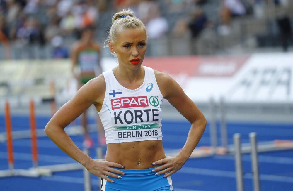 Soome kergejõustikuäss pahandas telekanaliga: miks meid sunnitakse võistlema kellaajal, mil sportlased juba magavad?