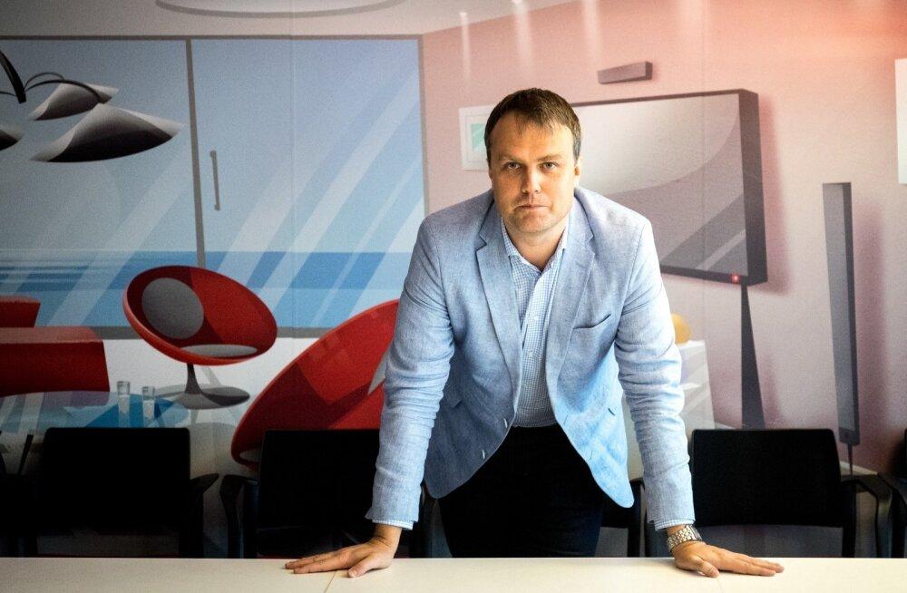 Toomas Tiivel, Nordica nõukogu esimees