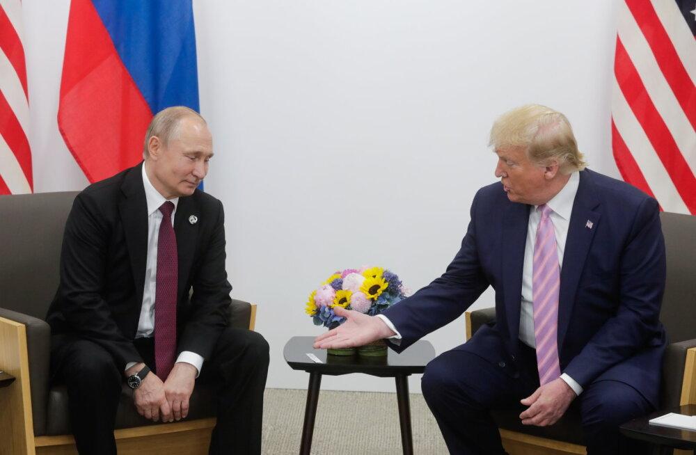 CNN: USA-l oli Putini siseringis spioon, kes tuli Trumpi lobisemise tõttu välja tuua