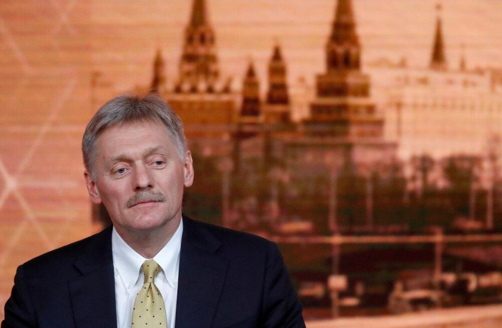 Kremli pressiesindajal Peskovil diagnoositi kahepoolne kopsupõletik