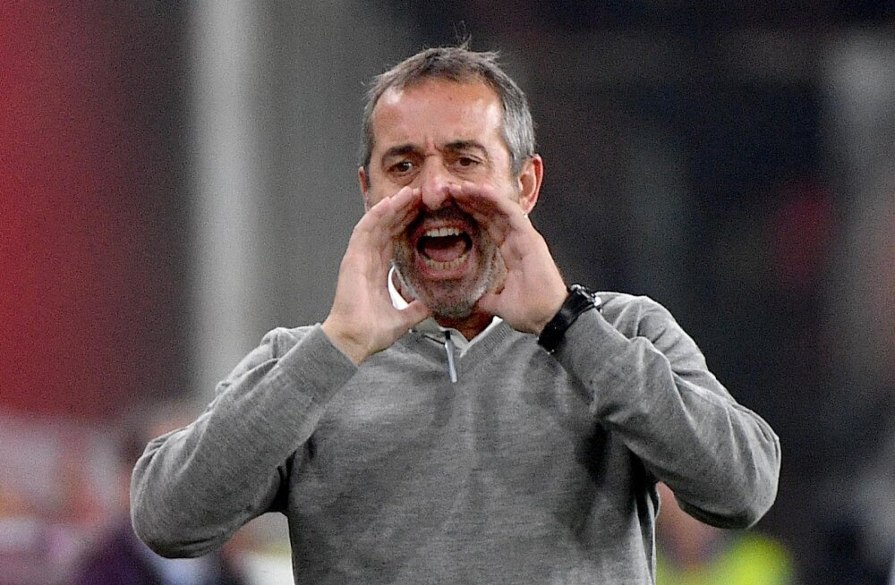 Vaid seitse mängu ametis olnud AC Milani peatreener sai sule sappa