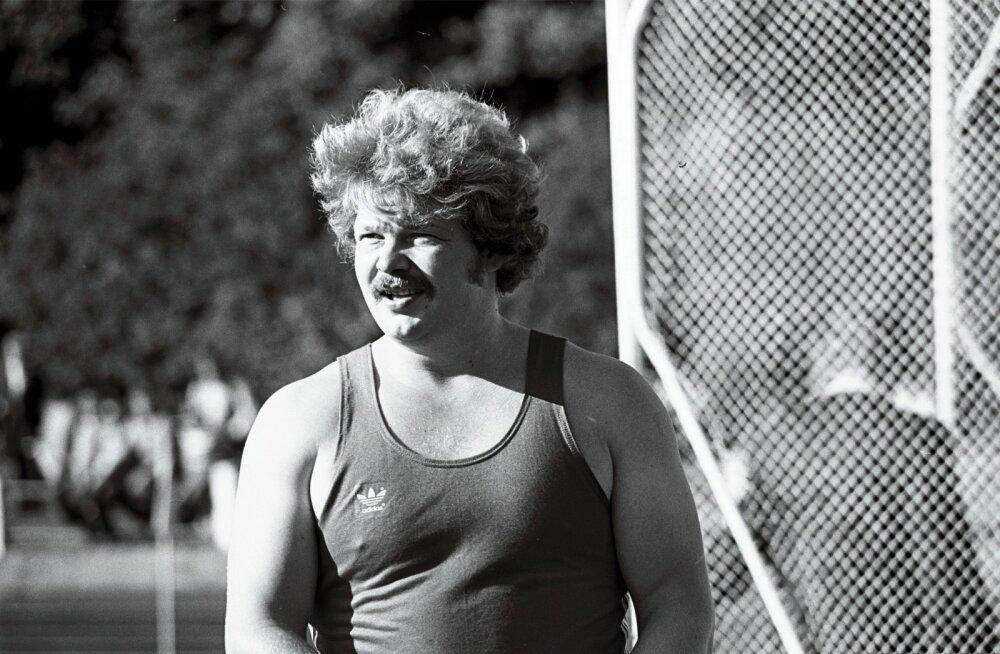 Jüri Tamme areng üllatas ka ta treenerit Anatoli Bondartšukki.