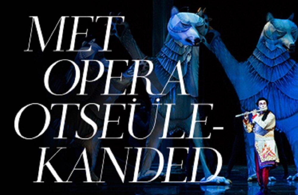 Metropolitan Opera HD Live hooaeg Forum Cinemas kinodes