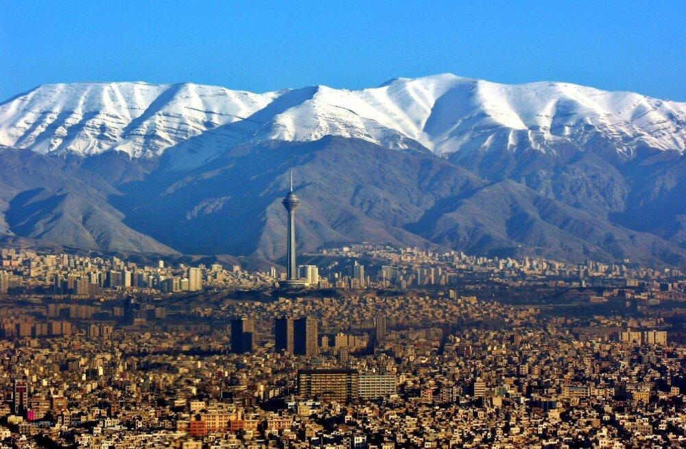 Allan Kaldoja Pärsia päevik: ehedaid killukesi suhtlusest iraanlastega