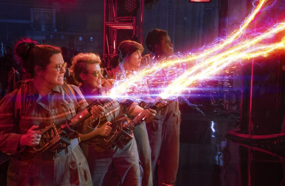 """ARVUSTUS: Paljukirutud """"Tondipüüdjad"""" on suvise popkornifilmina täiesti adekvaatne"""