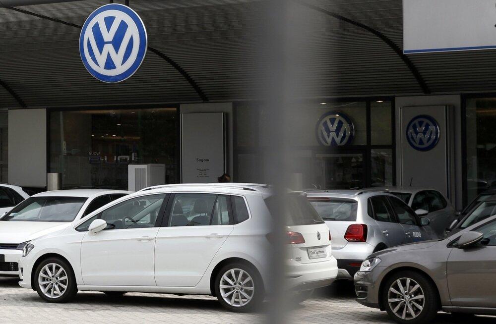 Volkswagenid müügiesinduses