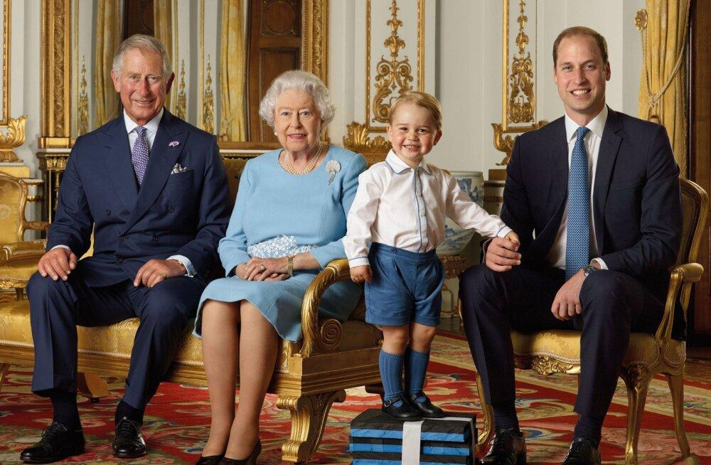 Prints William on hakanud oma vanimale pojale George'ile eriti armsal viisil selgitama, et temast saab ühel päeval kuningas