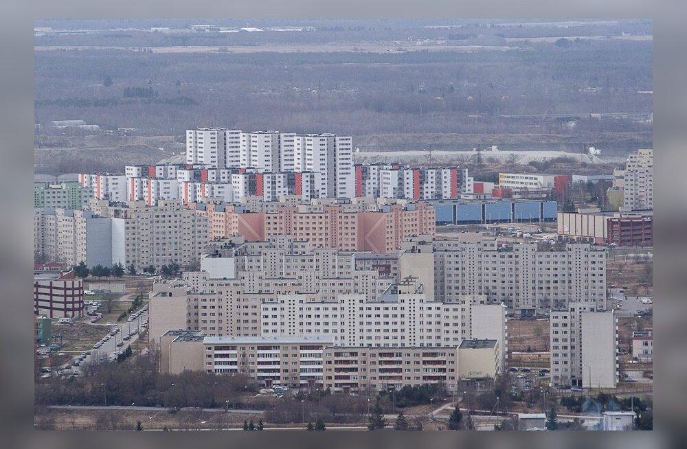 Ärimaal asuvate korterite maamaks tõusis
