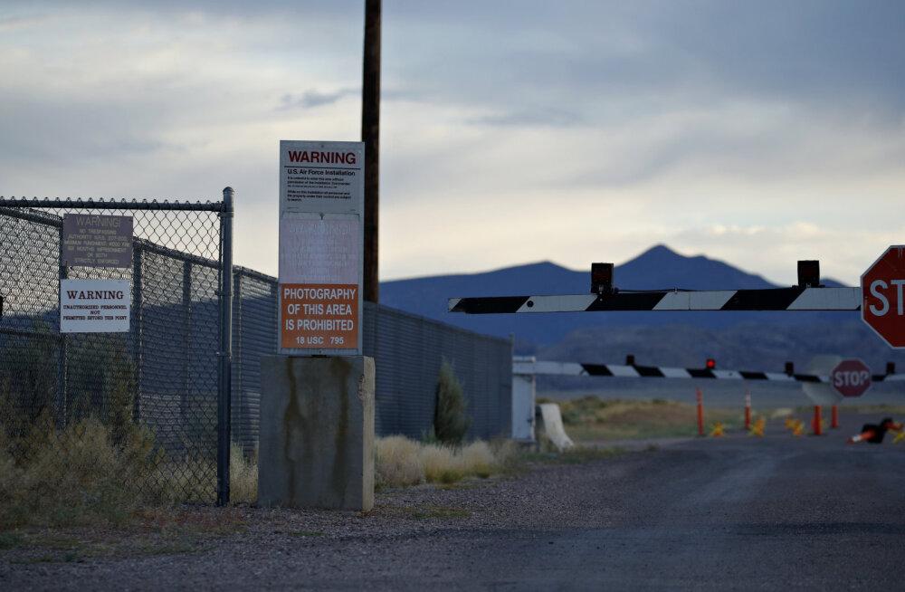 Facebook hakkas tulnukahuvilistele vastu töötama: ülipopulaarne Area 51 tormijooksu üritus kustutati
