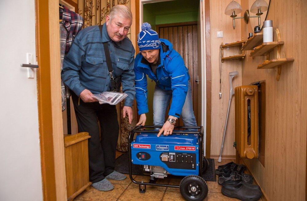 MEIE MAA | Stokker kinkis Tagavere mehele generaatori