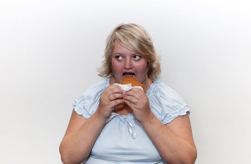 Rasvumine pole ainult liigsöömise tagajärg