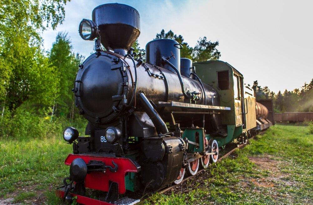 ФОТО DELFI | На кукушке с ветерком: Эстонский железнодорожный музей приглашает окунуться в историю
