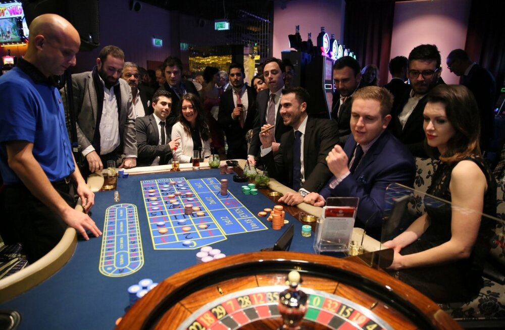 Armin Karu avas Maltal Olympicu suurima kasiino